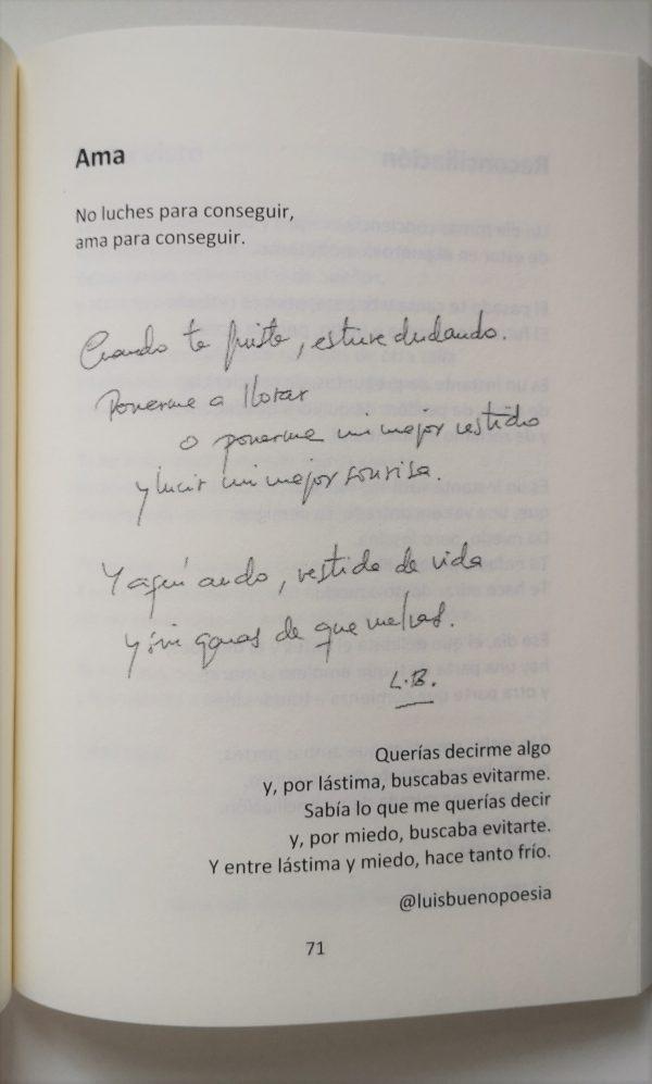 Extgracto del Libro de Luis Bueno